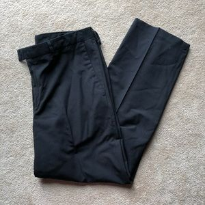 Kenneth Cole Reaction Stretch Flat-Front Pants